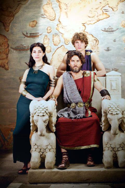 Odysseus - Série Arte - 2012 - 2013