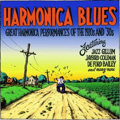 Harmonica-Blues